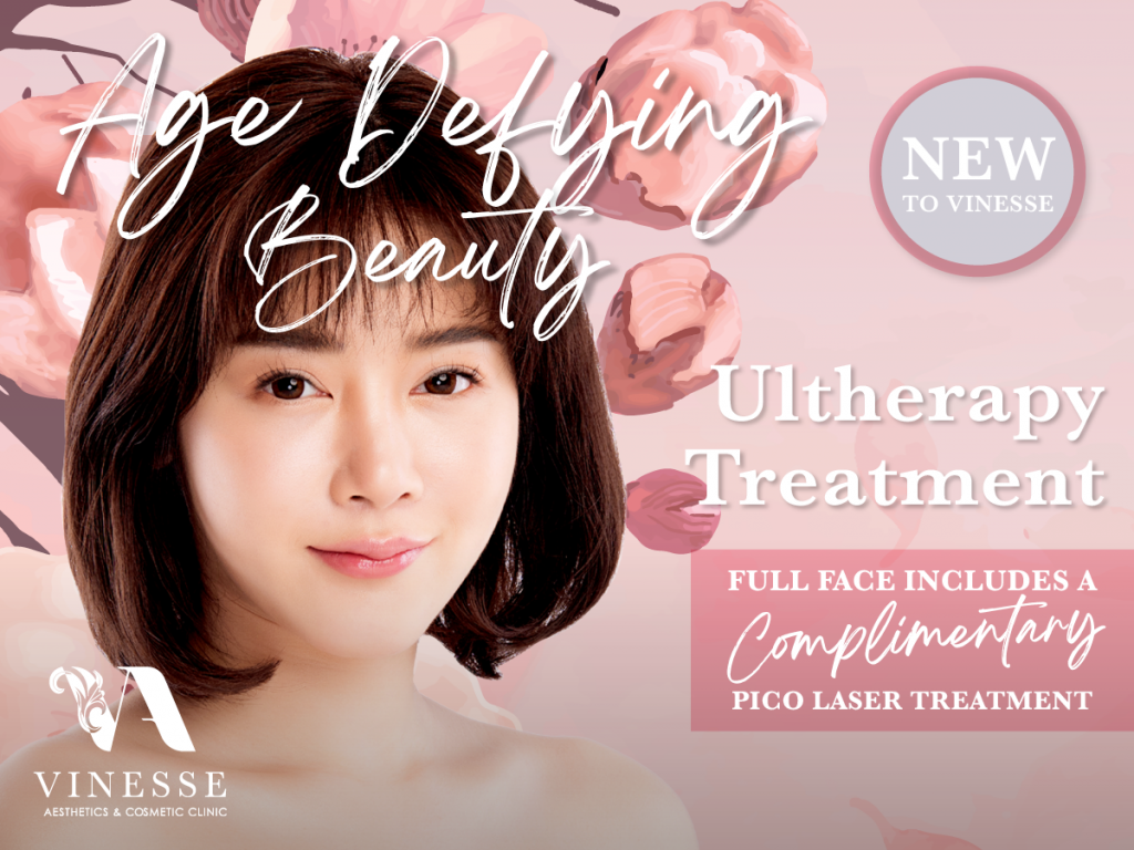 Vinesse Ultheraphy treatment